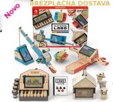 NS Nintendo Labo Toy-Con 01 Variety Kit Multi Kit SWITCH