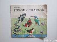 Anton Polenec: Potok in travnik