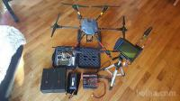 Dron / Hexacopter / Tarot 700PRO / Multicopter
