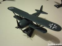 FIAT CR.42 FALCO kovinska maketa 1:75