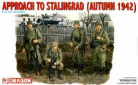 Maketa figurice Approach to Stalingrad Autumn 1942 1/35 1:35