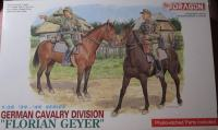 "Maketa figurice German Cavalry Division ""Florian Geyer"" 1/35 1:35"