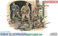 Maketa figurice German Fallschirmjager Monte Cassino 1/35 1:35