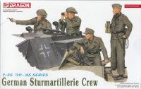 Maketa figurice German Sturmartillerie Crew 1/35 1:35