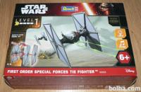 Maketa Star Wars First Order special forces TIE FIGHTER BK