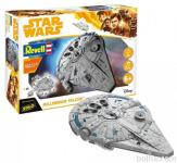 Maketa Star Wars Han Solo Millennium Falcon