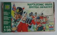 NAPOLEONIC WARS BRITISH INFANTRY