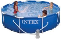 28212 Bazen Intex Metal 366 x 76 cm