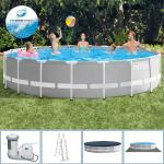 Intex  Bazen frame premium pool set 610x132cm Novo !!!