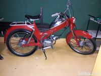 Tomos , Moped, 1957, 123 km, starodobnik