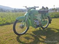 Tomos , Moped, 1963, 5 km, starodobnik