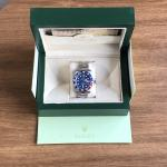 Rolex GMT Master ll Pepsi Full Set