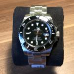 Rolex Submariner Miyota 8215
