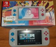 Nintendo Switch Lite Zacian & Zamazenta Edition