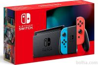 Nintendo Switch v2 + Super Mario Maker 2 + Fortnite + bon 30€