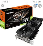 Super RTX    2080 gigabyte windforce OC 8G