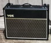 VOX AC30 BLUE BULLDOG ( marshall, orange, mesa boogie )