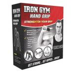 IRON GYM® ORIGINAL HAND GRIPS (2 kos.)