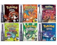 Nintendo GameBoy ADVANCE Pokemon Igre