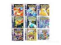 Nintendo GameBoy Pokemon Igre