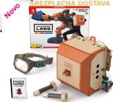 Nintendo Labo Toy-Con 02: Robot Kit SWITCH brezplačna dostava