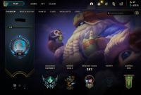 EUW League of Legends account