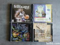 Originalni mediji NBA, Super um, Lost Vikings 2,...