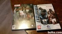 Pc igre Assassins creed 1&2,TLOR tbfme2