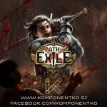 POPUST NA DIGITALNO VALUTO / PATH OF EXILE CHAOS ORB