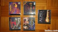 Prodam Curse of Monkey Island, Diablo in ostale