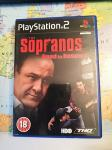 Original Igra za PS2 - THE SOPRANOS - ROAD TO RESPECT