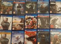PLAYSTATION 4 IGRE RDR2, DEATH STRANDING, NFS, WAY OUT, BREAKPOINT
