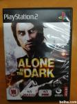 PS2 PLAYSTATION 2 original igra Alone in the dark