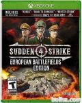 Sudden Strike 4 European Battlefields Edition (xbox one rabljeno)