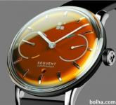 Sequent Supercharger Swiss Watch - limited orange edition