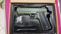 Pištola AIRSOFT GALAXY G.25 Full METAL (6mm) GUN  Green
