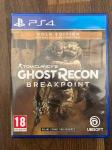 Ps4 igra ghost recon  breakpoint  gold edition