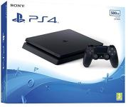 Sony PlayStation 4 500GB,  nov, zapakiran, neuporabljen!