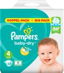 Pampers Doppel-Pack 4 (68 plenic)