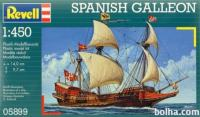 Maketa ladja Spanish Galleon