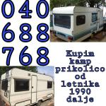 KUPIM KAMP PRIKOLICO STARO DO 30 LET 040 688 768