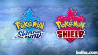 Pokemon Sword and Shield Dual Pack + darilo (Nintendo Switch)