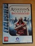 ASSASSINS CREED - BROTHERHOOD (exclusive edition)
