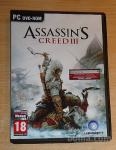 ASSASSINS CREED III (special edition)
