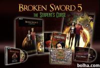 Broken Sword 5: The Serpents Curse Collectors Edition