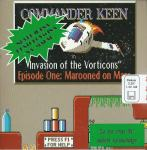 Commander Keen: Invasion of the Vorticons, Episode one, igra