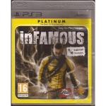 INFAMOUS PS3 playstation3 igra