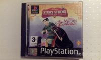 Original Igra za PS1 - MULAN