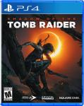 Playstation PS4 igra Shadow of the Tomb Raider