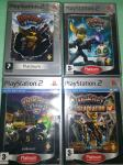 Ratchet & Clank 1,2,3 in Ratchet Gladiator Playstation 2